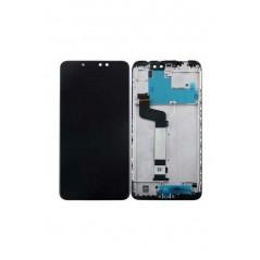 Ecran Xiaomi Redmi Note 6 Pro Noir (avec châssis)