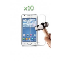 10 verres trempés Samsung Ace 4 (SM-G357)