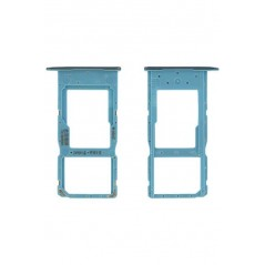 Tiroir Sim Honor 10 lite Bleu