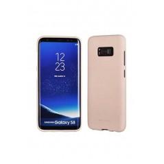 Coque silicone Samsung J7 2017 Mint matt Soft feeling