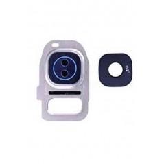 Lentille de caméra S7 / S7 Edge Blanc