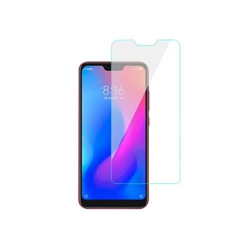 Verre trempé Xiaomi Mi A2 lite/Redmi 6 pro en packaging