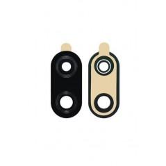 Lentille Caméra pour Huawei P Smart Plus Noir