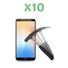 10 Verres Trempés Huawei Mate 10 Lite