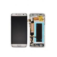 Ecran Samsung Galaxy S7 edge - Argent (Service Pack)