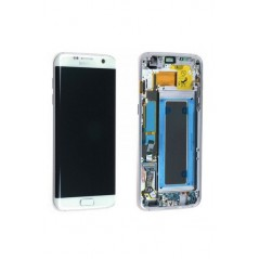 Ecran Samsung Galaxy S7 edge Blanc Origine Neuf