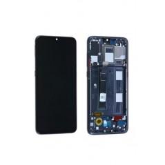 Écran LCD pour Xiami Mi 9 Noir Avec Châssis (Reconditionné)