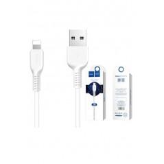 Câble Hoco X20 Lightning Blanc 3m