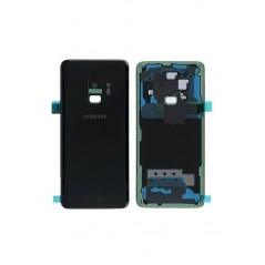 Back Cover Samsung Galaxy S9 Simple SIM Noir en Service Pack