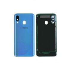 Back Cover Samsung Galaxy A40 Bleu en Service Pack