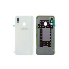 Back Cover Samsung Galaxy A40 Blanc Service Pack