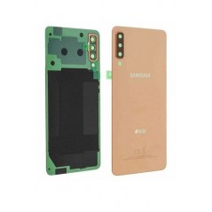 Back Cover Samsung Galaxy A7 2018 Duos Or en Service Pack