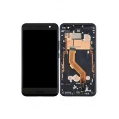 Écran pour HTC U11 Noir Avec Châssis
