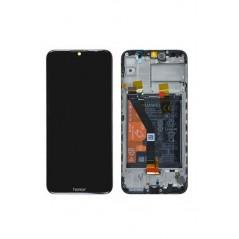 Écran LCD Honor 8A Noir Complet Origine Neuf