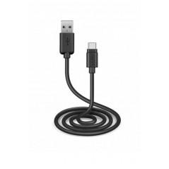 Câble USB Type C 3 mètres Noir