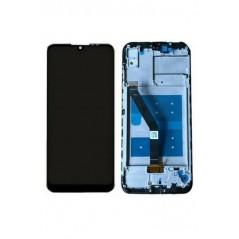 Écran Huawei Y6 2019 Noir Avec Châssis (Reconditionné)
