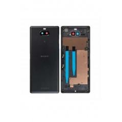 Back cover Sony Xperia 10 Plus Noir d'origine Constructeur