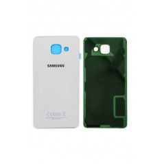 Back cover Samsung A3 2016 Blanc Service pack
