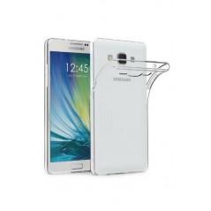 Coque Goospery jelly Samsung A80 Transparent