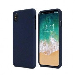 Coque Soft Feeling Iphone 11 Pro Max Bleu Nuit