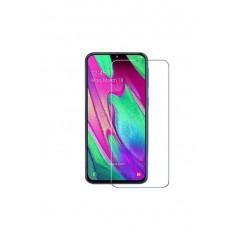 Verre trempé Samsung A40 En packaging
