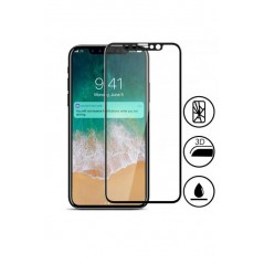 Verre trempé Smart Glass Iphone X/XS (3D Noir)