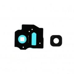 Lentille camera Samsung S8 Noir
