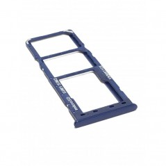 Tiroir Sim Samsung A10 Bleu