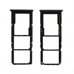 Tiroir Sim Samsung A70 Noir