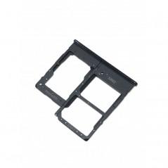 Tiroir Sim Samsung A20e Noir