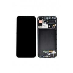 Ecran Samsung A30S Noir (A307G) Service Pack