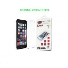 Verre trempé Classic Pro Glass IPHONE X/XS/11 PRO