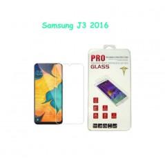 Verre trempé Classic Pro Glass Samsung J3 2016