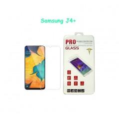 Verre trempé Classic Pro Glass Samsung J4+