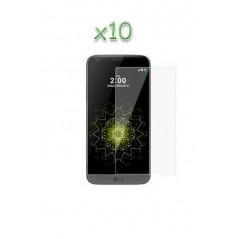 10 verres trempés LG G5