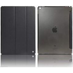 Étui Remax Leather Case iPad Mini 4 / 5 Avec Porte-Crayon Noir