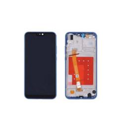Écran Huawei P20 Lite Bleu Avec Châssis (Reconditionné)