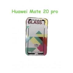 Verre trempé Incurvé ColorFullGlass Huawei Mate 20 pro