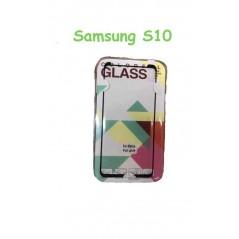 Verre trempé Incurvé ColorFullGlass Samsung S10