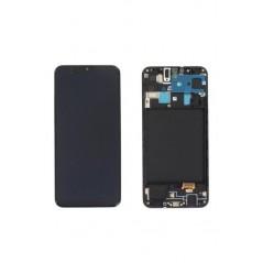 Écran Samsung Galaxy A20 (SM-A205) Noir Service Pack