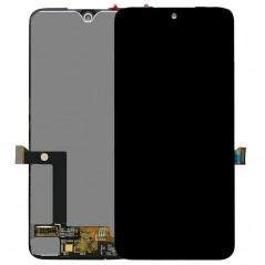 Ecran Motorola G7 plus Noir reconditionné