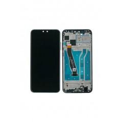 Ecran Huawei Y9 2019 noir + châssis reconditionné