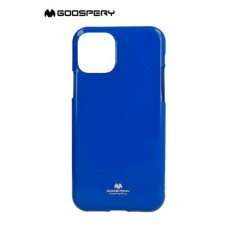 Coque Goospery jelly Iphone 11 Pro Max Bleu