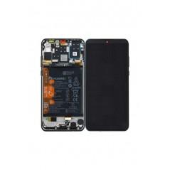 Ecran Huawei P30 Lite Noir Complet (Version 32MP) Origine Constructeur
