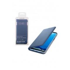 Coque LED View Cover Samsung S8 + Bleu