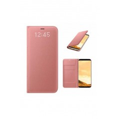Coque LED View Cover Samsung S8 + Rose