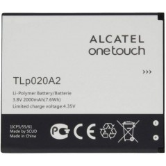 Batterie Remplacement Alcatel TLP020A2