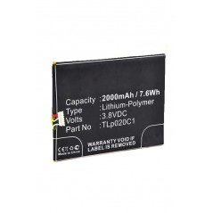 Batterie Alcatel TLP020C1