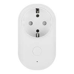 Prise Intelligente Xiaomi Mi Smart Plug WIFI Blanc
