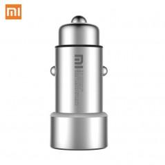 Chargeur Auto Xiaomi Mi Charger Pro Argent